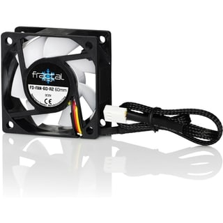 Fractal Design Silent Series R2 60mm Cooling Fan White