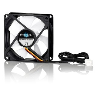 Fractal Design Silent Series R2 80mm Cooling Fan White