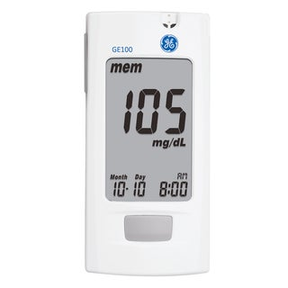 GE Blood Glucose Monitor System