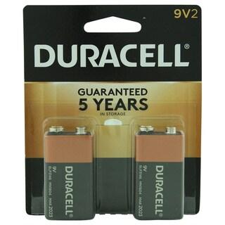 Duracell MN1604B2Z Alkaline General Purpose Battery