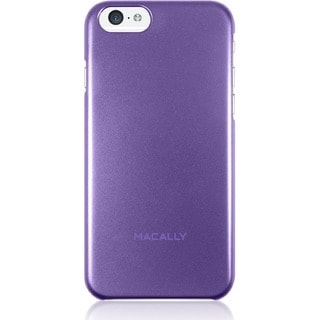 Macally Metallic Snap-On Case for iPhone 6