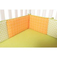 Trend Lab Savannah and Levi Crib Bumpers