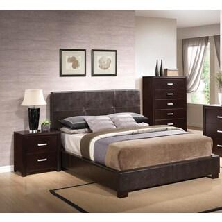 Andrew Button 3-piece Bedroom Set