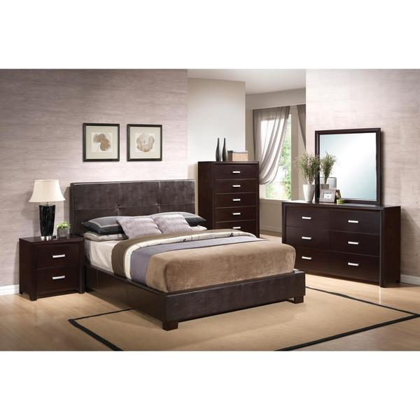Andrew Button 5-piece Bedroom Set - Free Shipping Today ...