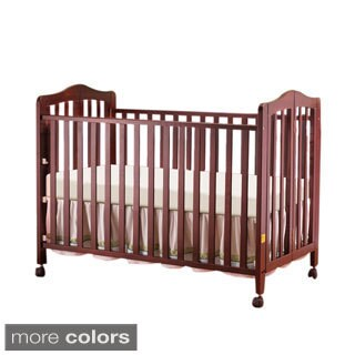 Orbelle Lisa 2-level Folding Full Size Crib