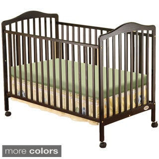 Orbelle Jenny New Zealand Pine Unisex Crib