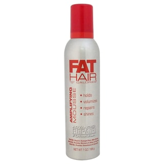 Fat Hair Samy Fat Hair 0 Calories 7-ounce Amplifying Mousse