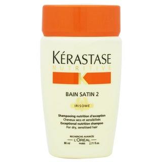 Kerastase Nutritive Bain Satin 2 2.71-ounce Shampoo