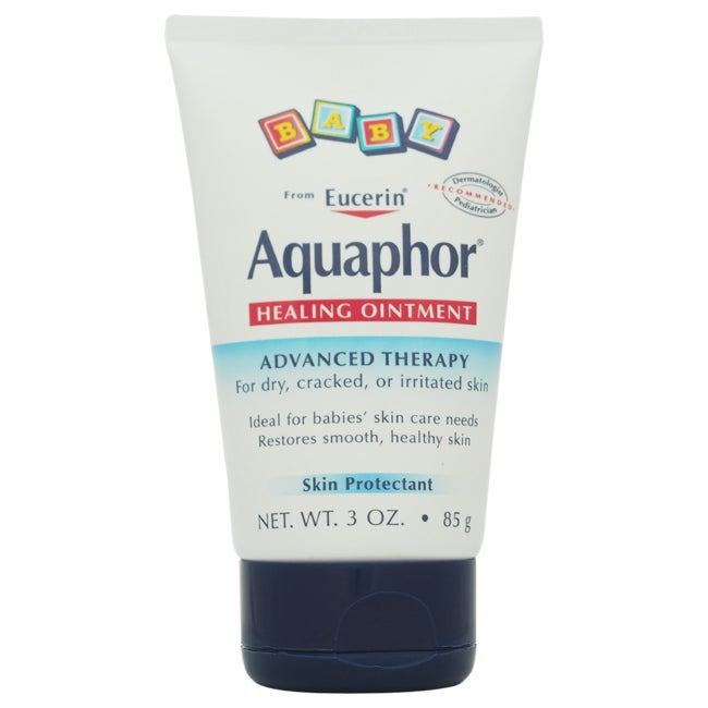 Eucerin Aquaphor Baby Healing Ointment For Dry Cracked or...