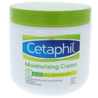 Cetaphil 16-ounce Moisturizing Cream
