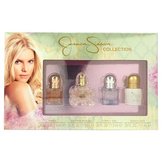 Jessica Simpson Collection Women's 4-piece Mini Gift Set
