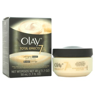 Olay Total Effects Anti-Aging Night Firming 1.7-ounce Treatment