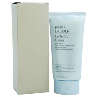 Estee Lauder Perfectly Clean Multi-Action Foam Cleanser/Purifying Mask 5-ounce Cleanser|https://ak1.ostkcdn.com/images/products/9438658/P16624306.jpg?impolicy=medium