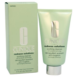Clinique Redness Solutions Soothing All Skin Types 5-ounce Cleanser