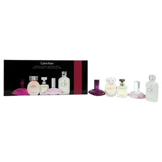 Calvin Klein Variety Women's 5-piece Mini Gift Set