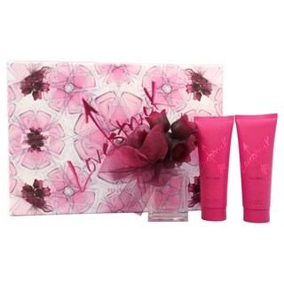 Vera Wang Love Struck Women's 3-piece Gift Set