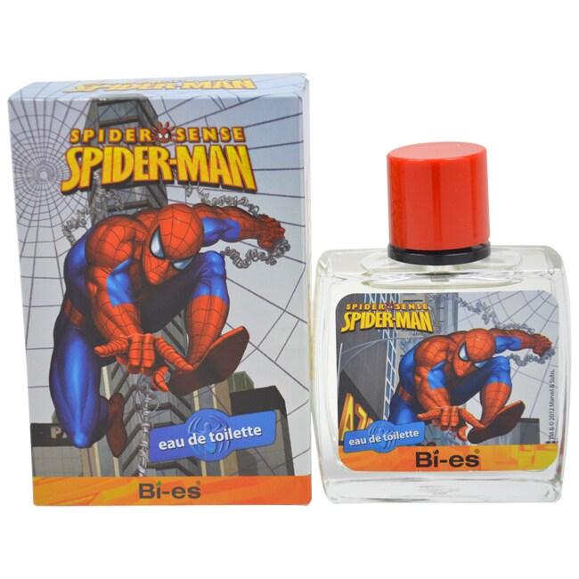 Marvel Spider Man Kids 3.4-ounce Eau de Toilette Spray, S...