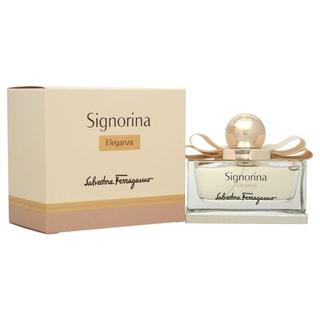 Salvatore Ferragamo Signorina Eleganza Women's 1.7-ounce Eau de Parfum Spray