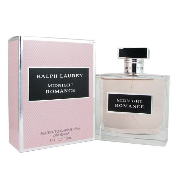 Ralph Lauren Midnight Romance Women's 3.4-ounce Eau de Parfum Spray