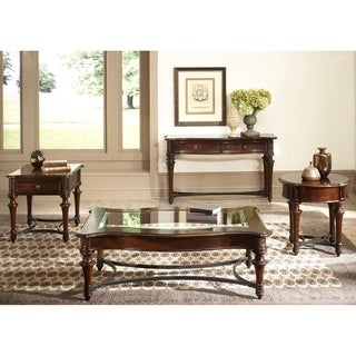Liberty Kingston Cherry Sofa Table