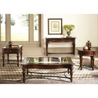 Kingston Plantation Cognac Sofa Table