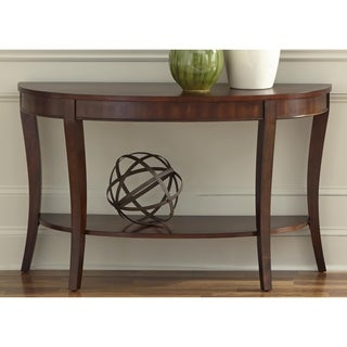 Rich Cherry Sofa Table