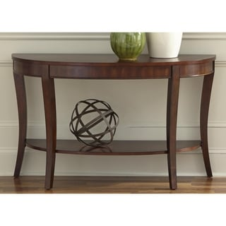 Liberty Rich Cherry Sofa Table