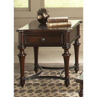 Liberty Kingston Cherry End Table