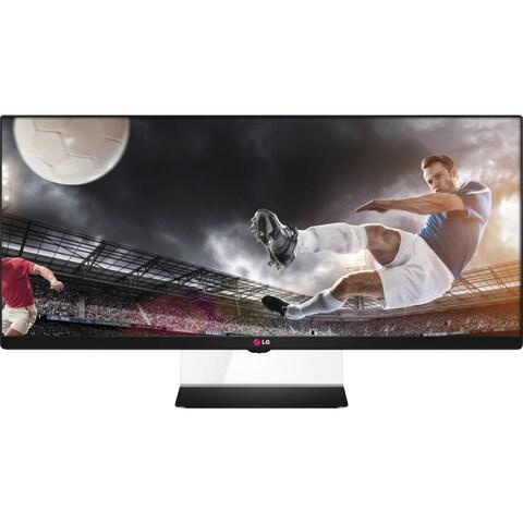 "LG 34UM64-P 34"" LCD Monitor - 21:9 - 5 ms"