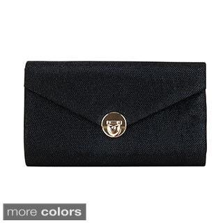 Anladia Heart-lock Envelope Clutch