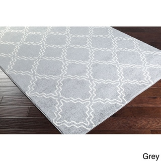 Meticulously Woven Dallas Modern Geometric Area Rug (2' x 3')