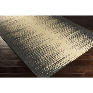 Poissy Flatweave Abstract Area Rug (5' x 8')