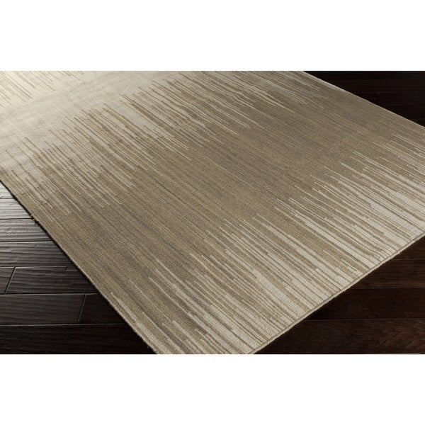 "Lowell Flatweave Abstract Area Rug - 3'6"" x 5'6"""