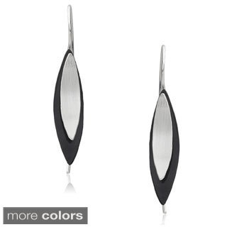 Journee Collection Sterling Silver Handcrafted Earrings