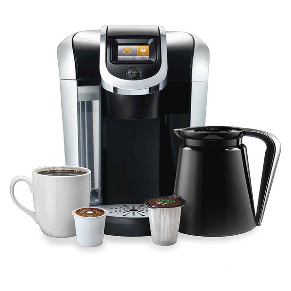 Shop Keurig 2 0 K450 Brewing System Free Shipping Today