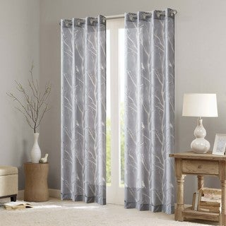 Grey Sheer Curtains - Shop The Best Deals For Apr 2017