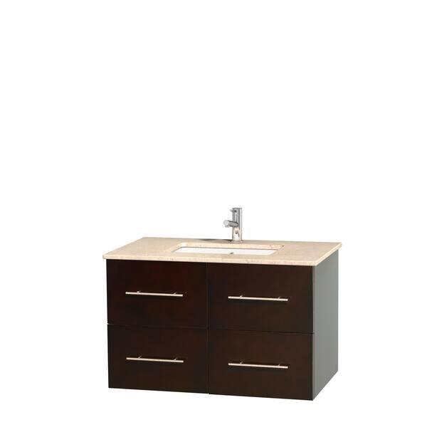 Centra 36 Inch Single Bathroom Vanity