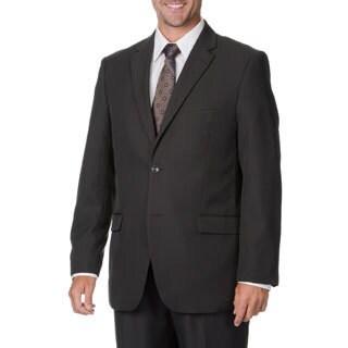 Bolzano Uomo Collezione Men's Grey 2-button Suit (As Is Item)