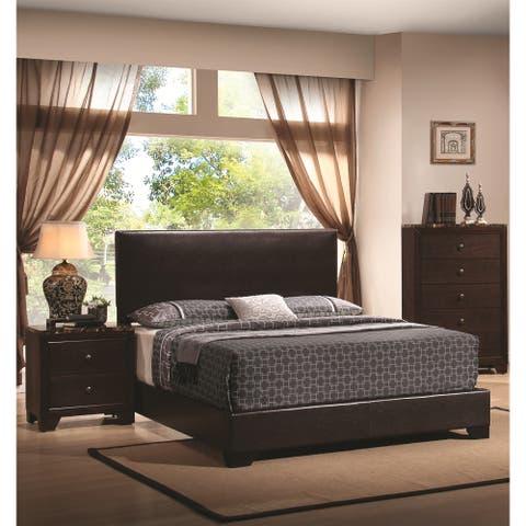 Conrad Marble 3-piece Bedroom Set
