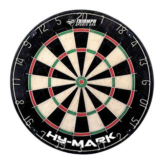 Hy-Mark Advanced Level Bristle Dartboard