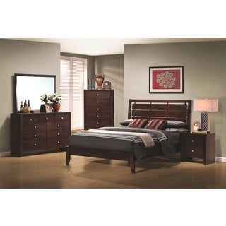 Serenade 4-piece Bedroom Set