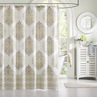 Saratoga Cotton Shower Curtain