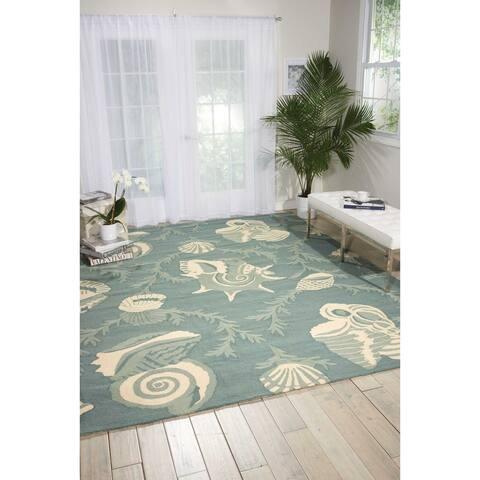 Nourison Portico POR04 Indoor/Outdoor Area Rug