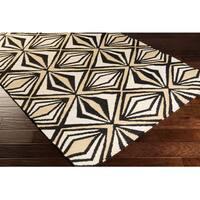 Tate Flatweave Reversible Geometric Area Rug
