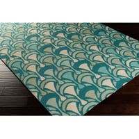 Grayson Flatweave Reversible Abstract Area Rug - 5' x 8'
