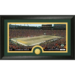 "NFL Green Bay Packers ""Stadium"" Bronze Coin Panoramic Photo Mint"