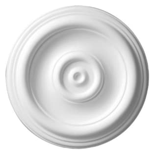 12-inch Classic Round Ceiling Medallion