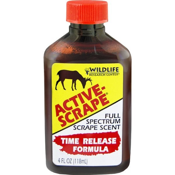 4-ounce Wildlife Research Center Active-Scrape Scent