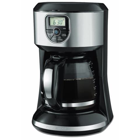 Black and Decker 12-cup Program Coffee Maker