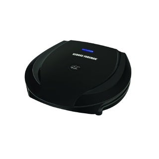 George Foreman Classic Plate Grill, Black